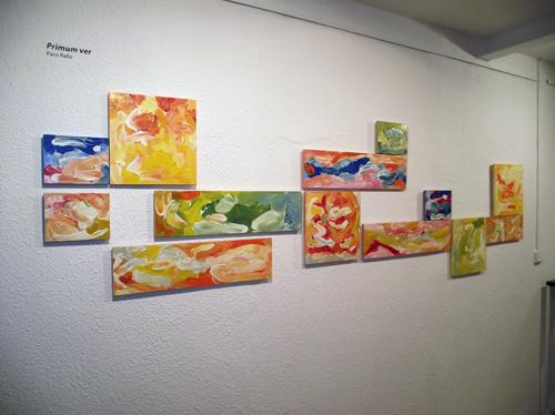 In situ 3 miradas en Galeria Pilar Gines 1