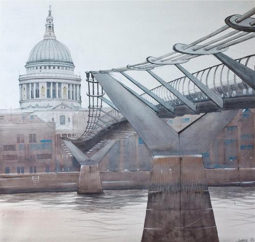 Millenium Bridge-London